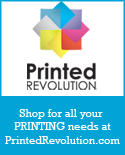 For your printing needs, PrintedRevolution.com