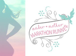 Maker Mother Marathon Runner